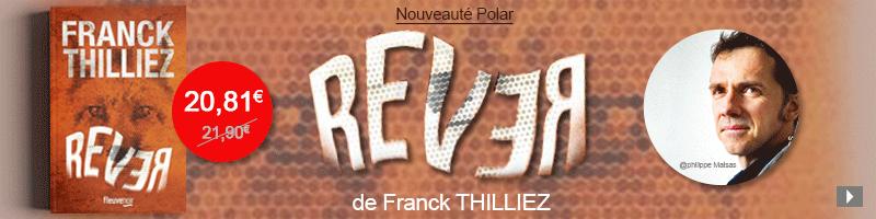 Nouveauté Franck Thilliez