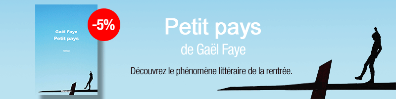 Nouveauté Gael Faye