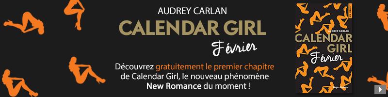Calendar girl Février