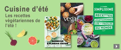 Cuisine d'été végétarienne